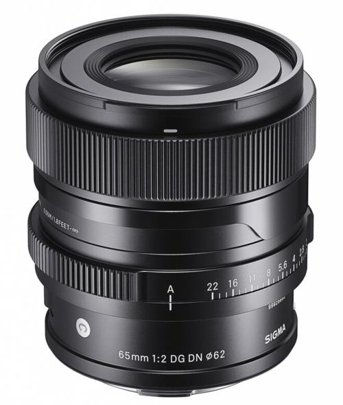 Sigma 65 mm f/2 DG DN Contemporary