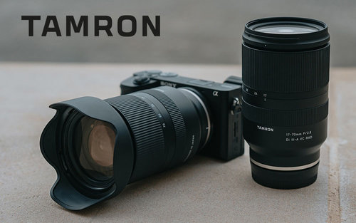 Tamron 17-70 mm f/2.8 Di III-A VC RXD