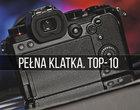 Najlepsze aparaty pełnoklatkowe. TOP 10 (zima 2021)