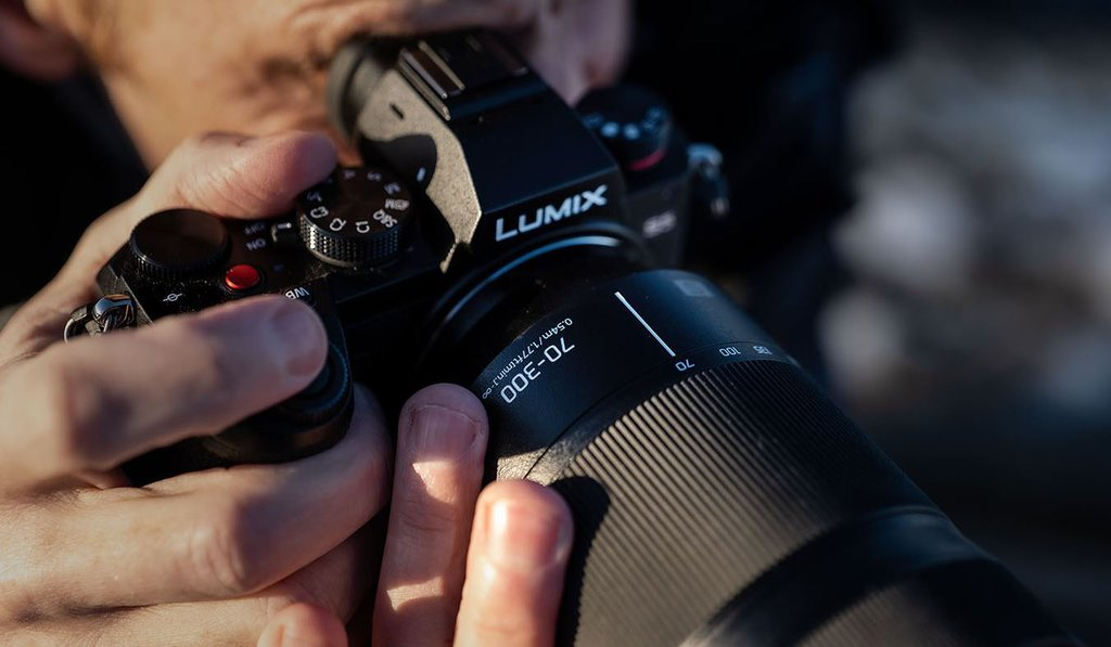 Panasonic Lumix S 70-300 mm f/4.5-5.6 Macro O.I.S