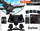 """Saitek Flight Cessna Full Pack - """"zabawa w samoloty"""" realistyczna jak jeszcze nigdy"""