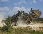armia technologie w armii Wielka Brytania wojsko wozy inżynieryjne