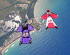 skoki na spadochronie wingsuit cena wingsuit polska