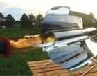 energia słoneczna grill piekarnik