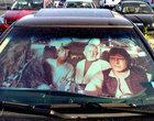 gadżety gwiezdne wojny samochodowa osłona przeciwsłoneczna Star Wars zasłona samochodowa