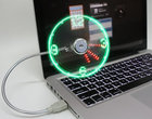 wiatraczek zegarek na USB zegaro-wiatraczek