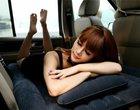 auto komfort materac materac do samochodu odpoczynek wyposażenie