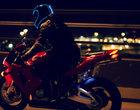 kask kask fluorescencyjny kask motorowy