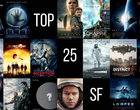 25 najlepszych filmów SF