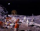 kolonizacja Księżyca Księżyc Mars Mars One misja na Marsa