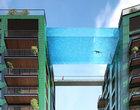 Pływanie czy latanie? Powstanie basen 10 pięter nad ziemią