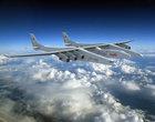 największy samolot samolot satelity