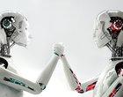 AI gigantyczne maszyny roboty sztuczna inteligencja