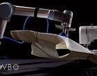 Swebo: ten robot potrafi już samodzielnie szyć ubranie