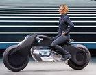 Niesamowity projekt BMW: motocykl przyszłości