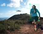 Dron zeskanuje teren i stworzy interaktywny model 3D