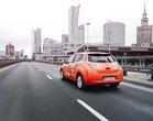 Elektryczne taksówki wjechały do Warszawy