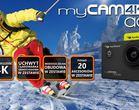 NavRoad myCAM 4K Active: wszechstronna kamera nie tylko do auta