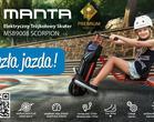 Manta MSB9008 SCORPION - skuter dla dzieci i młodzieży