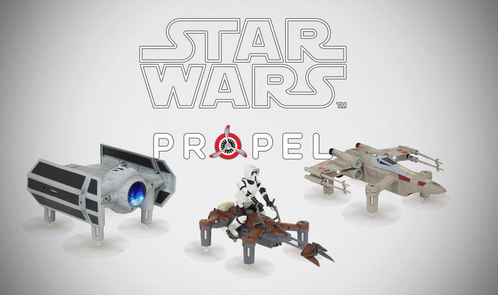 Propel SW Drone 4
