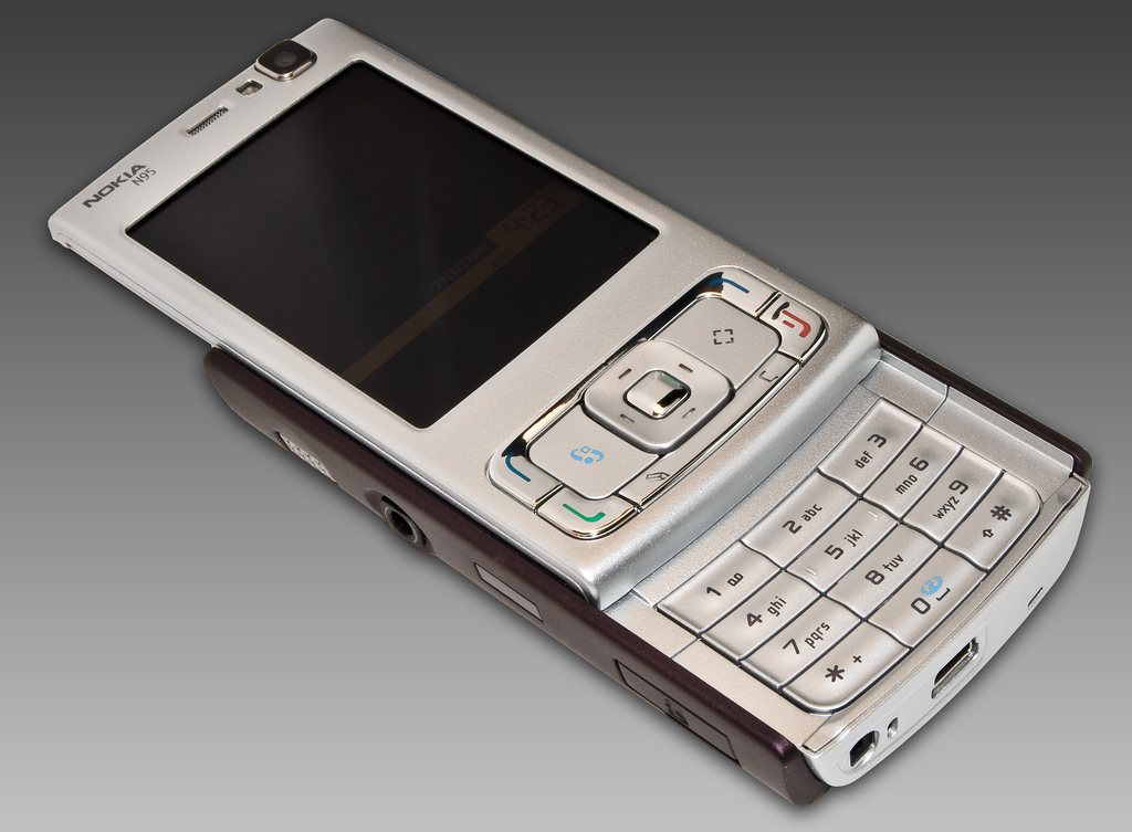 Nokia N95 / fot. Nokia