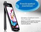 Facebook konkurs Nagroda Sony Ericsson Make Belive