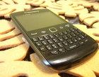 2.4-calowy ekran 5-megapikselowy aparat bezpieczna komórka BlackBerry klawiatura qwerty trackball