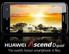 Huawei Ascend D Quad i Quad XL – pierwsze wrażenia, opinie i komentarze