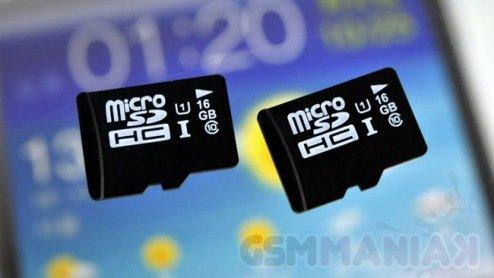 MicroSD Ultra High Speed–1 / Fot. Samsung