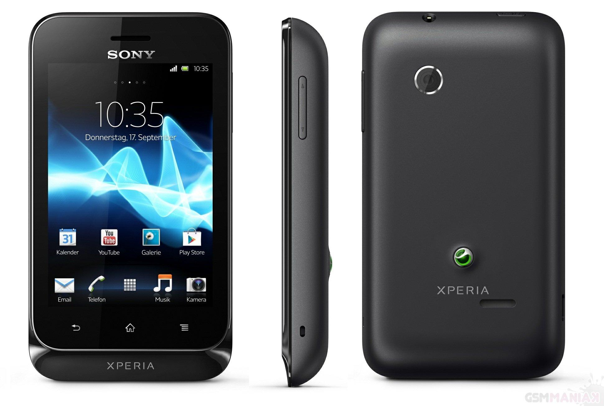 Sony Xperia Tipo oraz inne nowości w ofercie Play