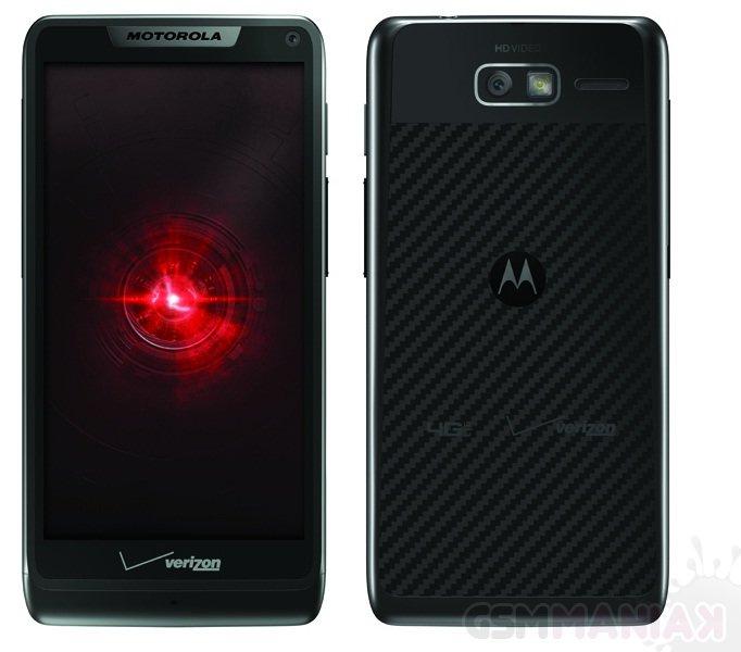 Motorola Droid RAZR M / materiał prasowy