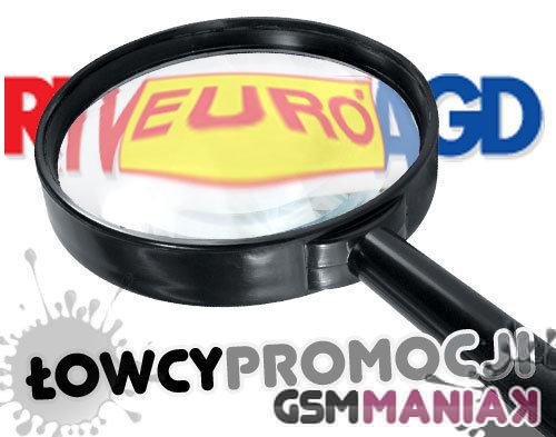 Łowcy Promocji ponownie w sieci Euro