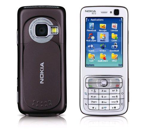 Nokia N73 / fot. Nokia