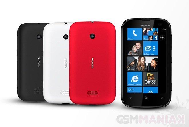 Nokia Lumia 510 / fot. Nokia