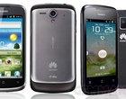 4-calowy 5-megapikselowy aparat Android 2.3 Gingerbread IPS plastikowa obudowa
