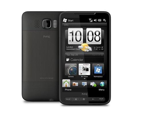 HTC HD2 / fot. HTC