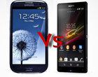 AMOLED Android 4.1 Jelly Bean jaki high-endowy telefon kupić Samsung Galaxy S III czy Xperia Z SGS3 czy Sony Xperia Z