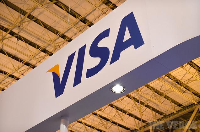 Visa na WMC 2013 / fot: zrzut ekranu z www.theverge.com