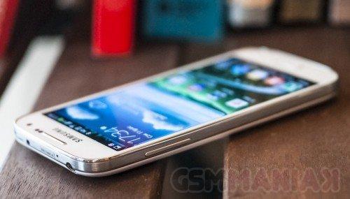 Samsung Galaxy S4 / fot. gsmManiaK.pl