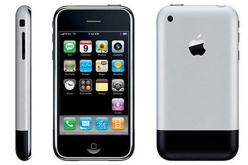 iPhone pierwszej generacji