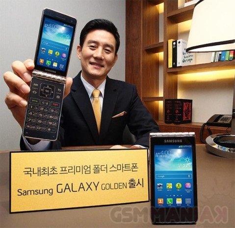 Samsung Galaxy Golden / fot. Samsung