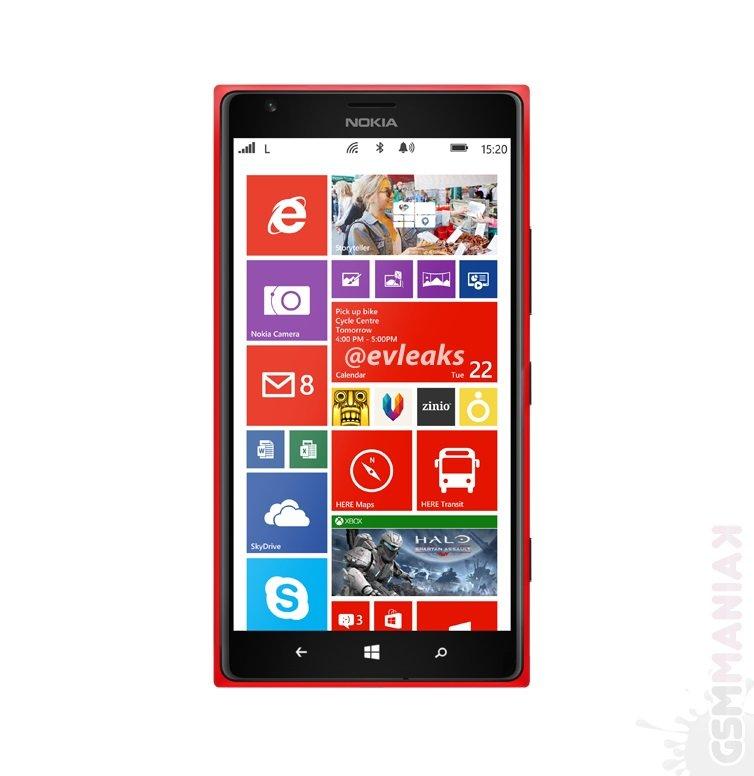 Nowe informacje na temat phabletu Nokia Lumia 1520 ...