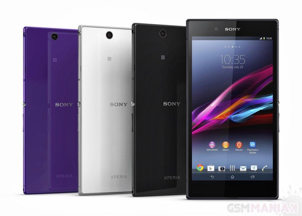 Sony Xperia Z Ultra / fot. Sony