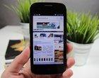 niedrogi Android Jelly Bean 4.2.2 polski producent tani Dual SIM tani telefon zaczynamy testy