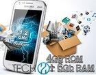 4-calowy wyświetlacz 5-megapikselowy aparat Android 4.2.2 dwurdzeniowy procesor