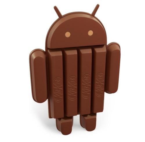 Android 4.4 KitKat / fot. Google