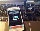 Samsung Galaxy S4 mini współpracuje z Galaxy Gear