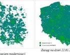 Plus i Cyfrowy Polsat: Zasięg LTE pokrywa 66 proc. populacji Polski