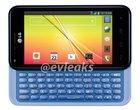 LG Optimus F3Q - podstawowy smartfon z Androidem i wysuwaną klawiaturą QWERTY