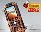 myPhone HAMMER – wytrzymały Dual SIM z Biedronki